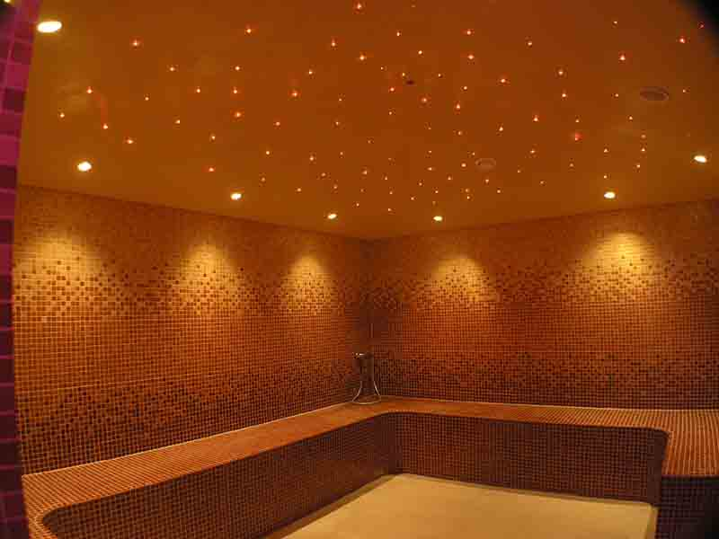 Ssc150 sauna star ceiling kit fiber optic lighting kits fiber optic aloadofball Gallery