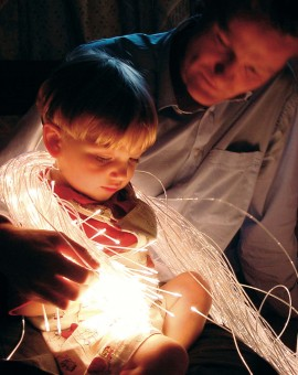 Sensory Lighting fiber optic special needs