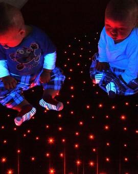 fibre optic sensory carpet 1