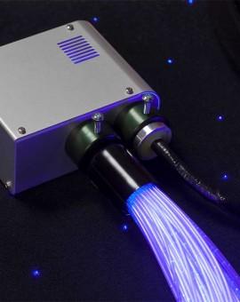 microLED 4000 dual port fiber optic generator